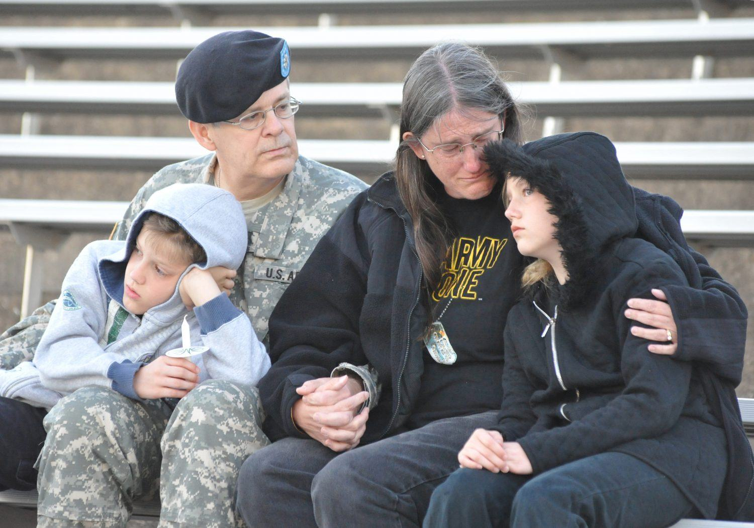 effect of military deployment on the family Challenges of military children and families  the long war and parental deployment: effects on military children and at  military family association military.
