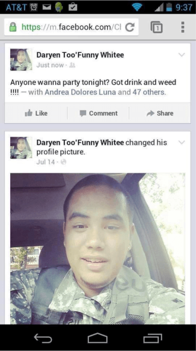 epic face weed wow these military members fail in epic fashion on social media