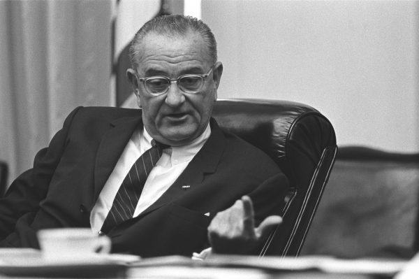 Trump, LBJ and Offensive Speech