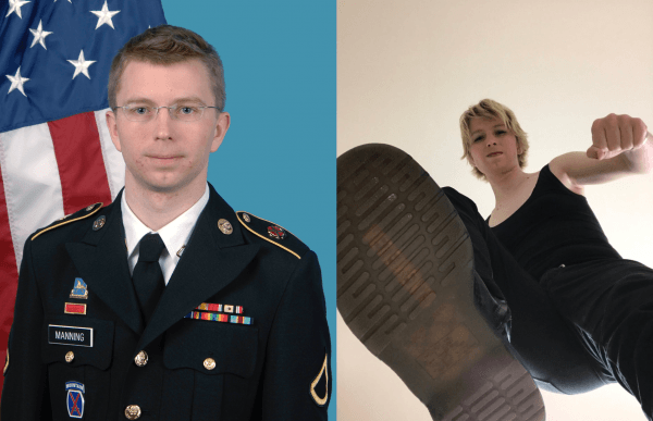Chelsea Manning - Mentally ill and convicted traitor