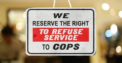 781ed85e Counterpoint - No One Seems All that Upset About Cops Being Refused Service